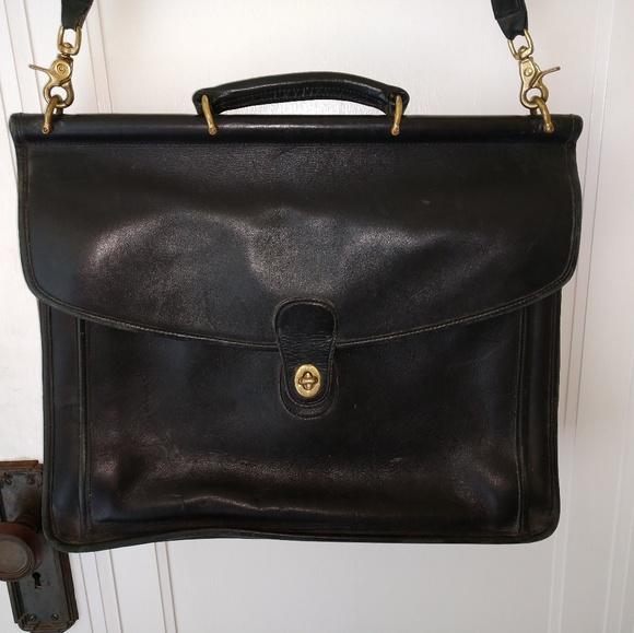 Coach Handbags - Coach Beekman Briefcase Vintage